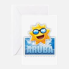 Aruba Greeting Cards