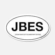 JOSIAH BARTLETT ELEMENTARY SCHOOL NH Wall Decal