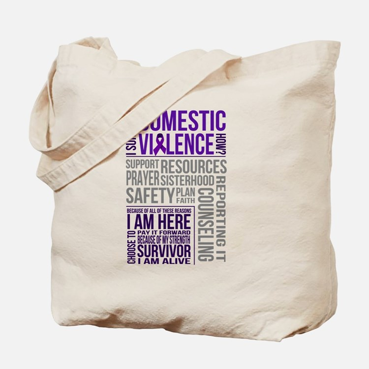 Cute Violence Tote Bag
