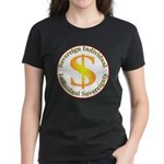 IS-SI Women's Dark T-Shirt