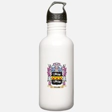 Tylor Coat of Arms - F Water Bottle