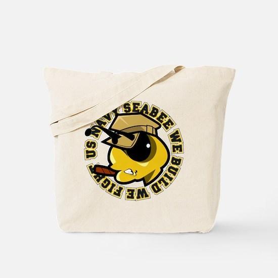 Angry SeaBee Tote Bag