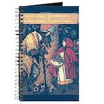 Crane's Red Riding Hood Journal