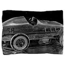 Toy Race Car Pillow Sham
