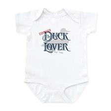 Duck Lover Infant Bodysuit