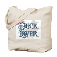 Duck Lover Tote Bag