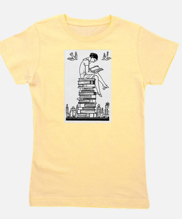 Cute 19th century Girl's Tee
