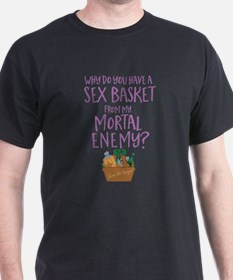 Rogelio Sex Basket T-Shirt
