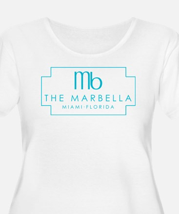 Marbella Jane The Virgin Plus Size T-Shirt