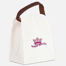 Arabian Princess Canvas Lunch Bag