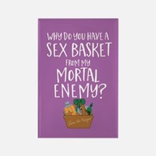 Rogelio Sex Basket Magnets