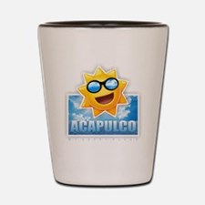 Acapulco Shot Glass