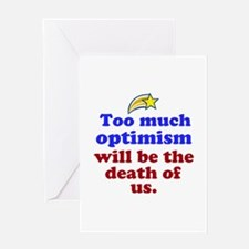 Good Things in Store Greeting Cards