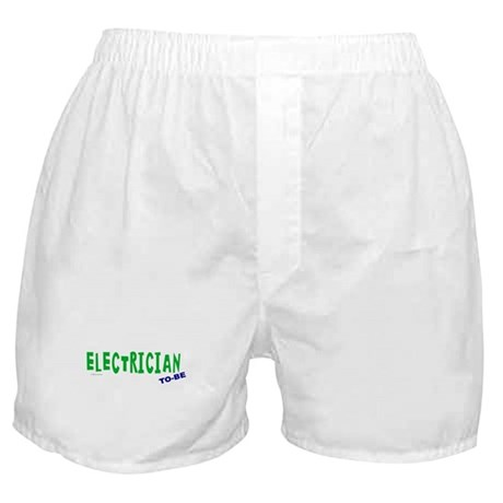 Electrician To Be Boxer Shorts