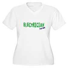 Electrician To Be T-Shirt