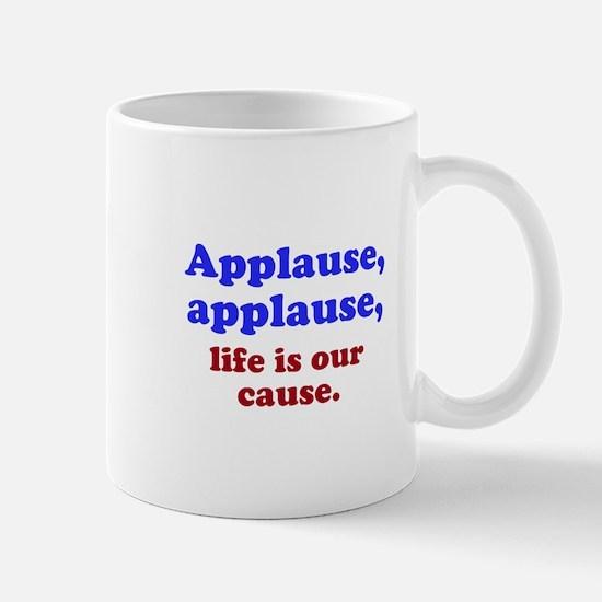 Applause Mugs