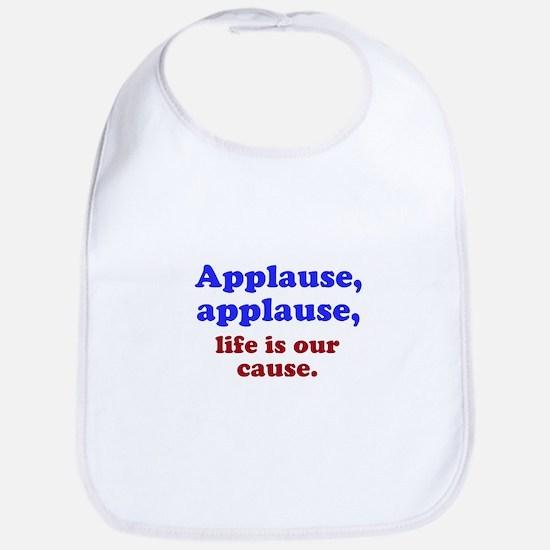 Applause Bib