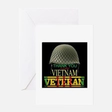 Thank A Viet Vet Greeting Cards
