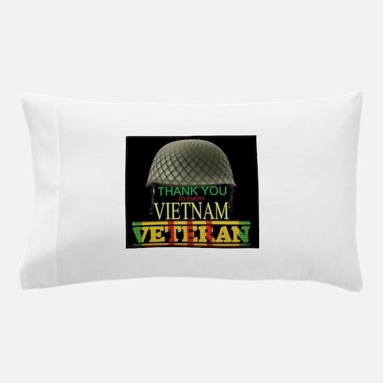 Thank A Viet Vet Pillow Case