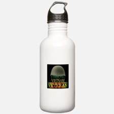 Thank A Viet Vet Water Bottle