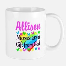 BLESSED NURSE Small Small Mug