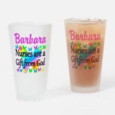 BLESSED NURSE Drinking Glass