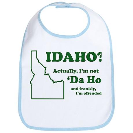 "Not ""Da Ho"" Bib"