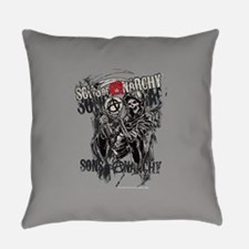 Sons of Anarchy Reaper Everyday Pillow