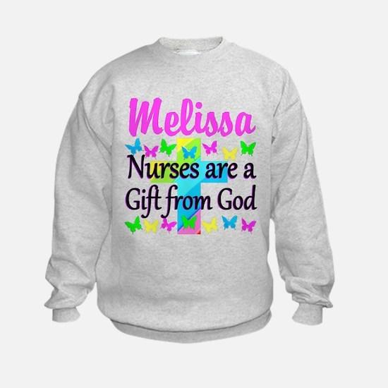 BLESSED NURSE Sweatshirt