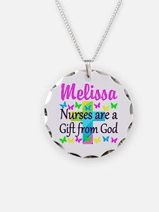 BLESSED NURSE Necklace