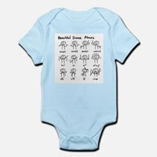 Cute Hilbert Infant Bodysuit