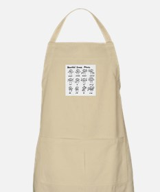 Unique Excellence in all we do Apron