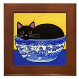Cats Framed Tiles