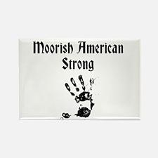 Moorish American Strong Magnets