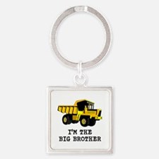 Im the Big Brother Dump Truck Keychains