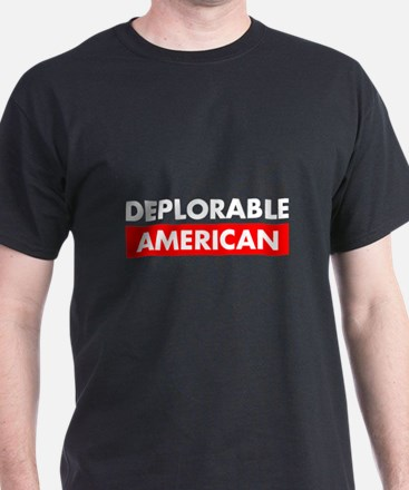 Deplorable American T-Shirt