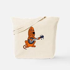Cute Bloodhound Tote Bag