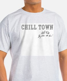 Chill Town Autographed T-Shirt