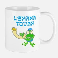 Shofar for Rosh Hashanah Mugs
