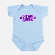 Future Karaoke Queen Body Suit