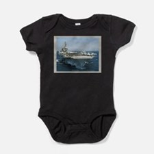 Unique Kitty hawk Baby Bodysuit