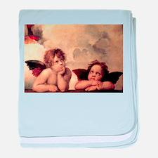 Cherubim - Raphael baby blanket