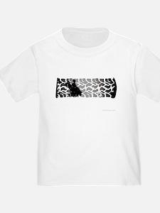 Beyond The Chair Tread T-Shirt