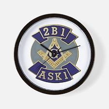2 B 1 ASK 1 Wall Clock