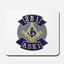 2 B 1 ASK 1 Mousepad