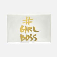 Girl Boss Magnets