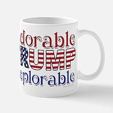 Adorable Trump Deplorable Mugs