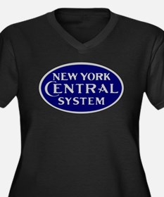 New York Central System logo - b Plus Size T-Shirt