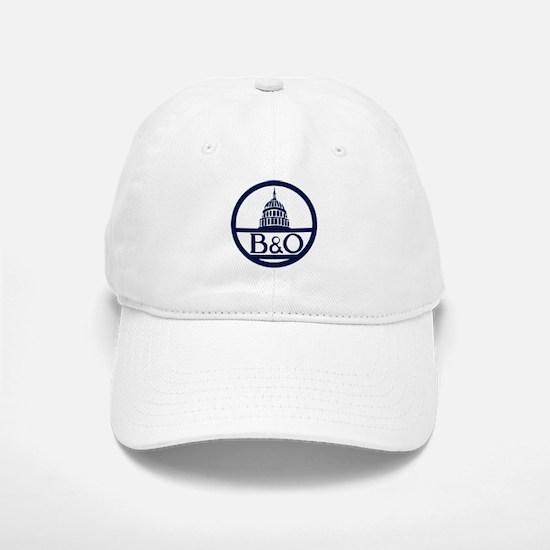 Baltimore & Ohio Railroad- Modern Baseball Baseball Cap