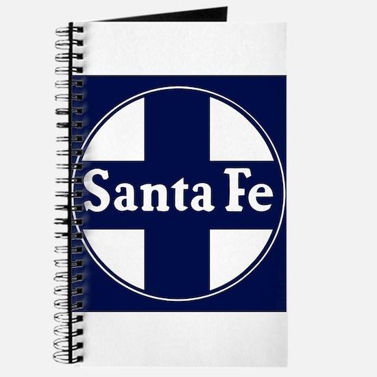 Santa Fe Railroad - background Journal